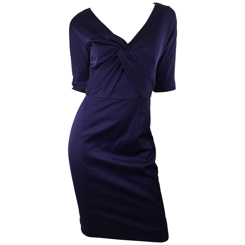 b992b3d2973 Lela Rose Off the Shoulder Dress For Sale at 1stdibs
