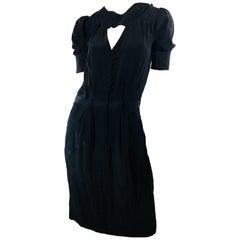 Mayle Silk Sheath Dress