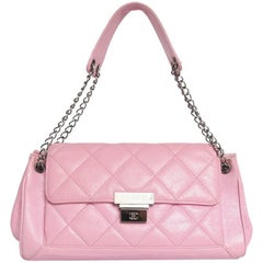 Chanel Bag in Aged Pink Leather