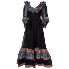 Vintage Gown by Regamus London