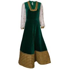 Vintage Gown  by Regamus, London