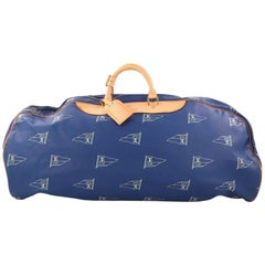 Louis Vuitton Cup Duffle Bag Coated Canvas