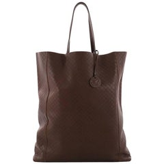 Bottega Veneta Tote Intrecciomirage Leather Tall