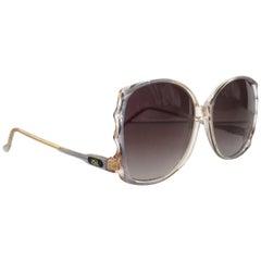 1970s Yves Saint Laurent Oversized Sunglasses