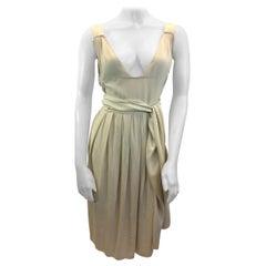 Prada Tan Dress