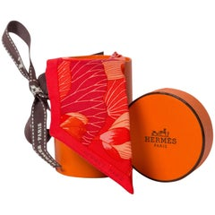 Hermes Twilly with Hermes Box