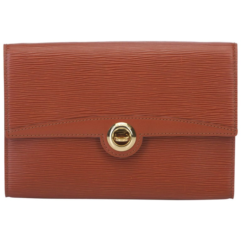 Louis Vuitton Brown Epi Arche