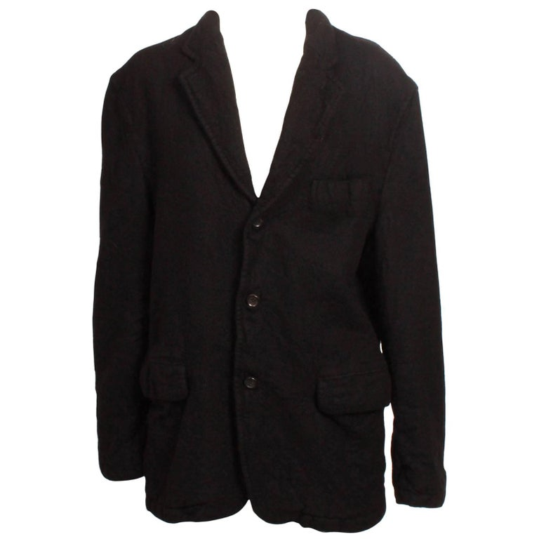 new styles e5857 9bf6f Comme des Garcons Homme Blazer For Sale