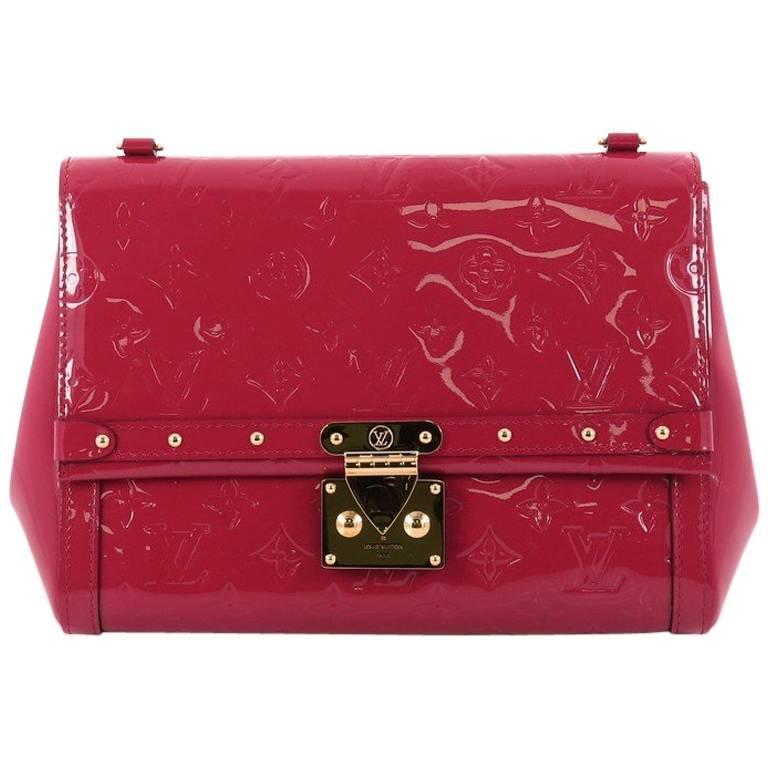 Louis Vuitton Venice Shoulder Bag Monogram Vernis