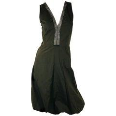 Morgan Le Fay Bubble Hem Dress