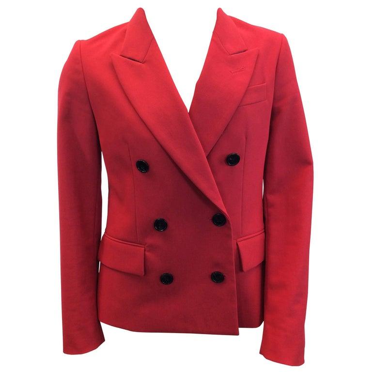 Phillip Lim Red Jacket