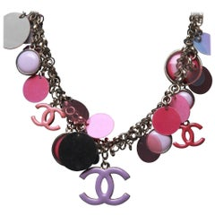 Chanel Early 2000s Party Necklace