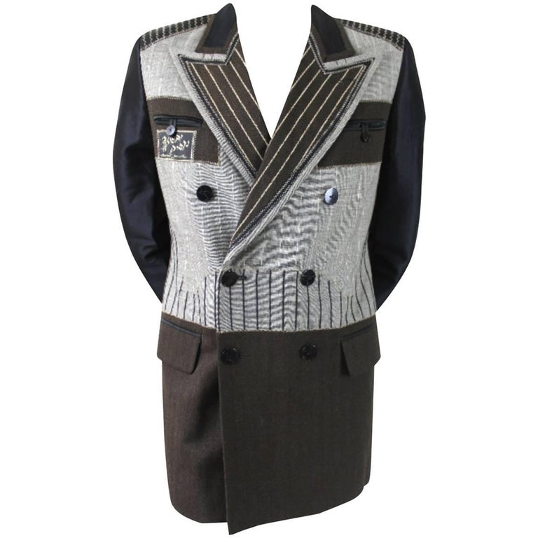 Jean Paul Gaultier 'Chic Rabbis' Collection A/W 1993-4 Jacket