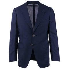 Tom Ford Navy Cashmere Shelton Sport Jacket