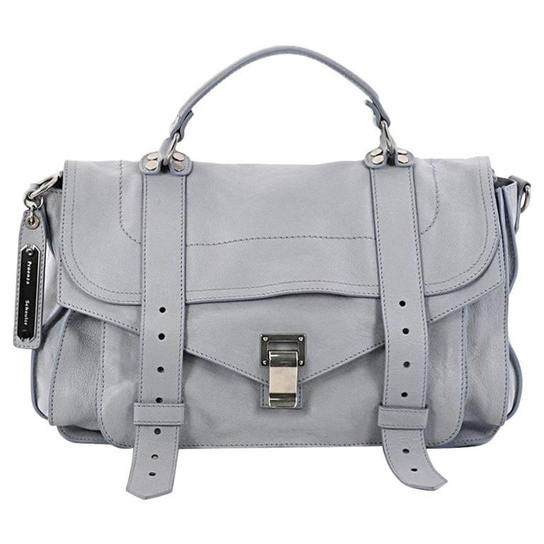 1stdibs Proenza Schouler Leather Ps1 Satchel S9A6oTblC9