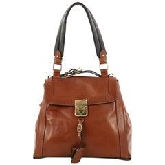 Chloe Darla Satchel Leather Medium