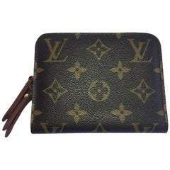 LOUIS VUITTON Wallet in Brown Monogram Canvas