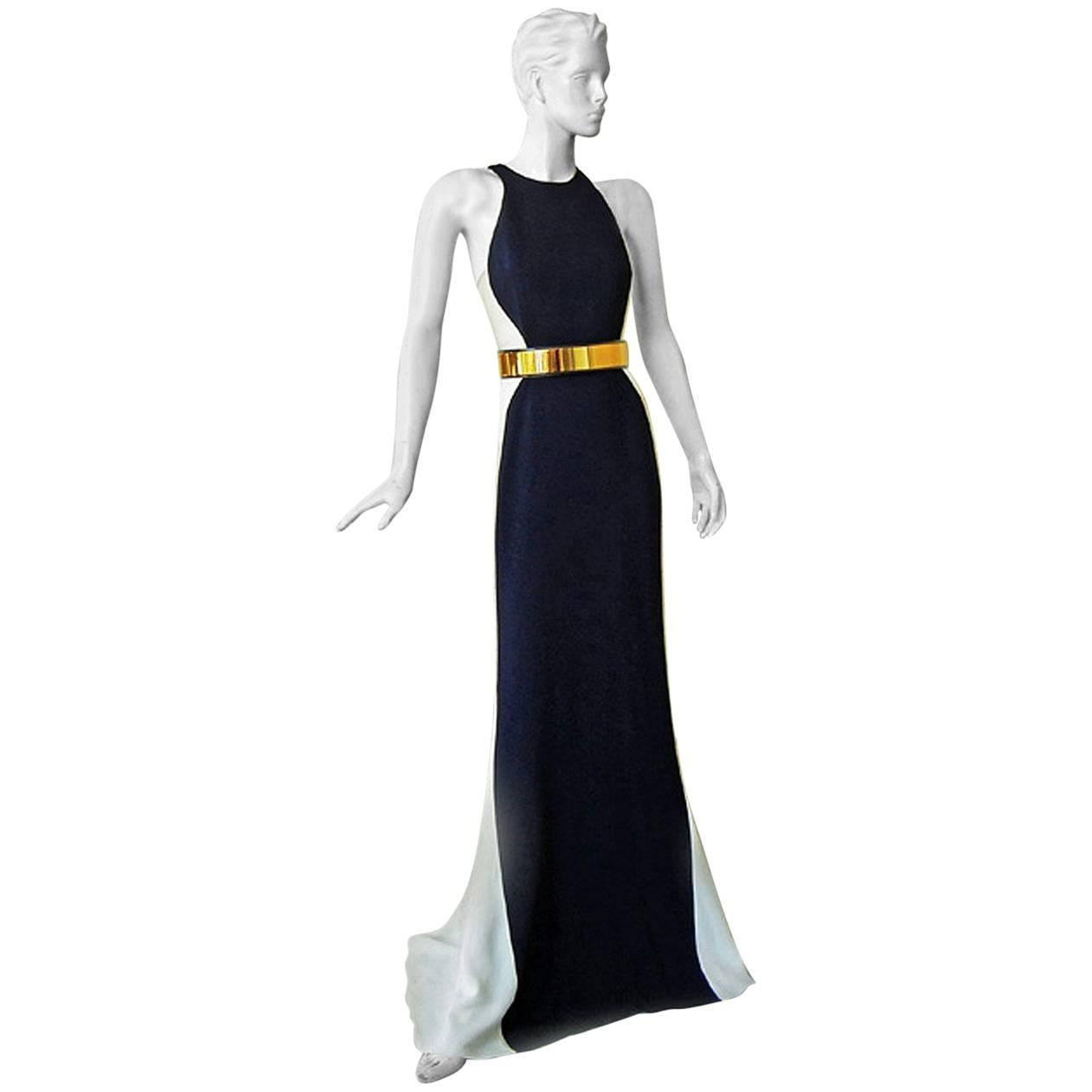 NWT Stunning Stella McCartney Saskia Dress Gown Seen on Emmys