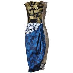 Fall 2011 RTW Collection Dries Van Noten Look 28 Dress 36