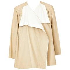 Miyake Double Face Cotton Jacket