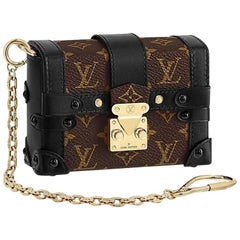 Louis Vuitton Runway Miniature Essential Trunk Bag  NEW Last One Available