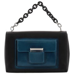 Balenciaga BAL58 Top Handle Bag Leather