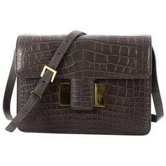 Tom Ford Sienna Shoulder Bag Alligator Medium
