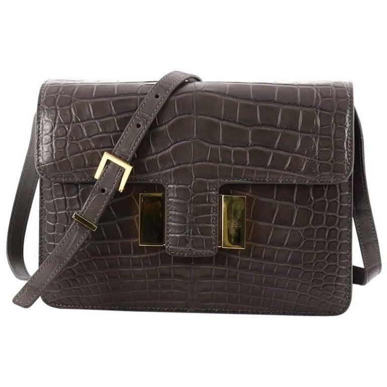 f18607ebb94e Tom Ford Sienna Shoulder Bag Alligator Medium at 1stdibs