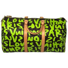 LV Stephen Sprouse Graffiti Keepall 50