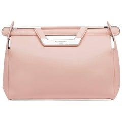 Balenciaga Runway Pink Ray Doctor Bag, Spring 2014