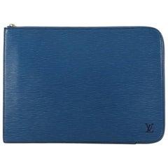 Louis Vuitton Poche Documents Epi Leather
