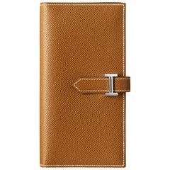 Hermes wallet Epsom calfskin NWOT
