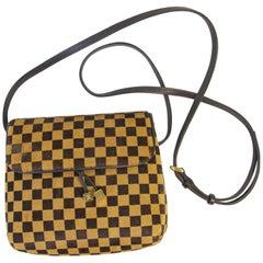 Louis Vuitton Mini Pony Check Cross Body Bag