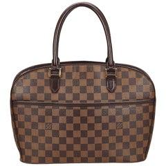 Louis Vuitton Brown Damier Sarria Horizontal