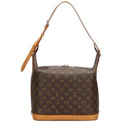 Louis Vuitton Brown Monogram Amfar 3