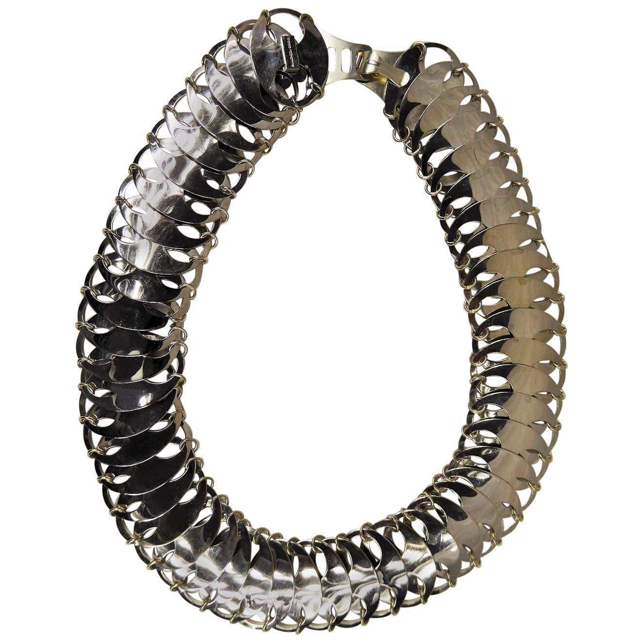 Paco Rabanne Metallic Belt