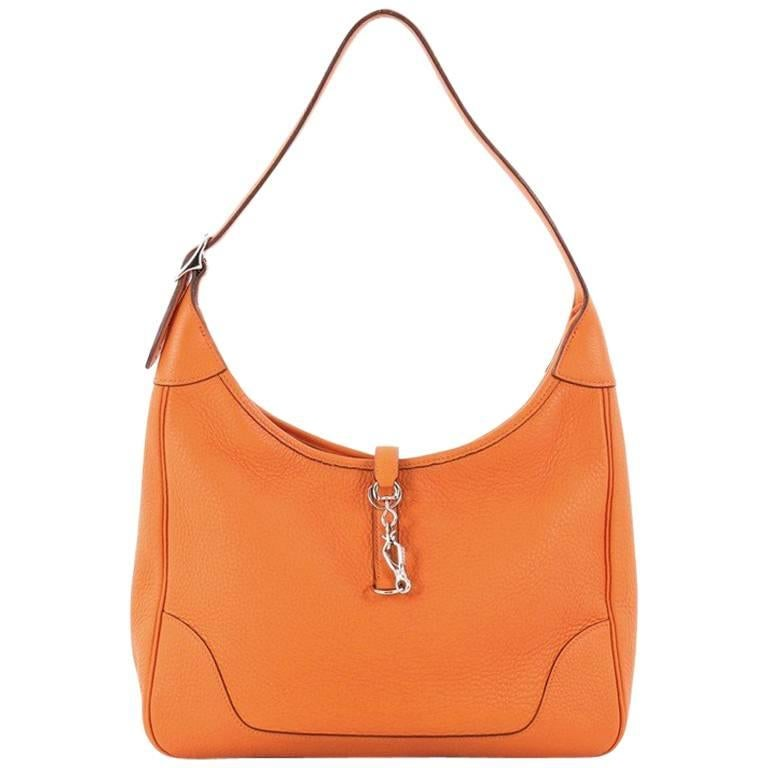 Hermes Trim II Handbag Clemence 31