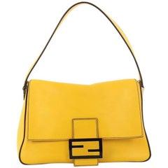 Fendi Mama Forever Handbag Leather Large