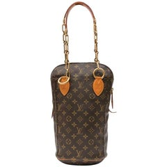 LOUIS VUITTON 'Punching Bag' Bag By Karl Lagerfeld in Totem Monogram Canvas