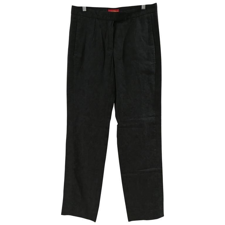 Vivienne Westwood black Trousers
