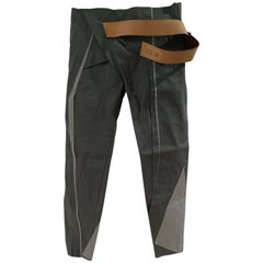 Balenciaga Limited Edition Grey Trousers