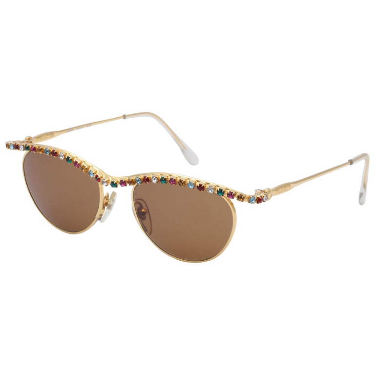 Moschino By Persol Vintage MM843 Sunglasses