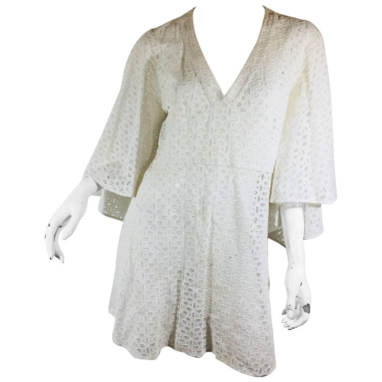 Anne Fontaine Lace Dress