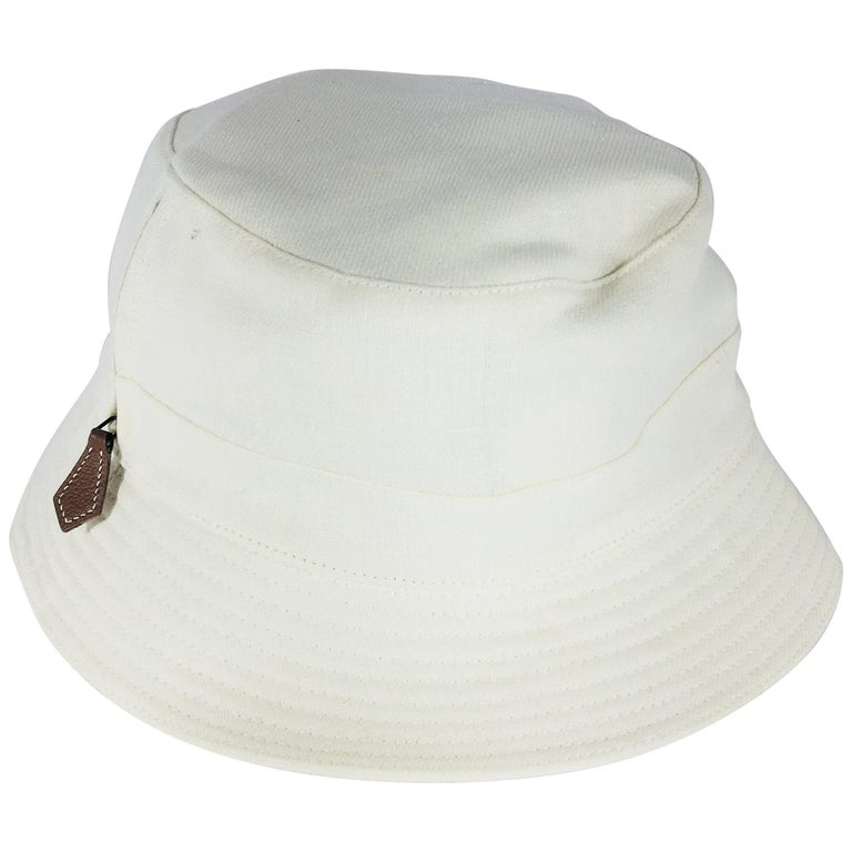 Hermes Bucket Hat