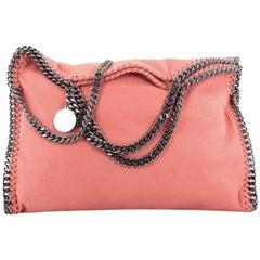 Stella McCartney Falabella Fold Over Bag Faux Leather