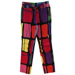 Moschino Cheap & Chic multicoloured Trousers