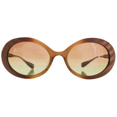 Kata Bronze Resin Sunglasses