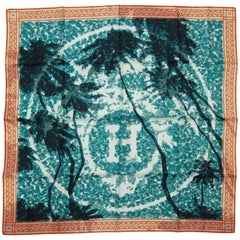 Hermes Limited Edition Hermes A Beverly Hills Silk 90cm Scarf NWT