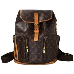 Louis Vuitton Monogram Bosphore Backpack Bag