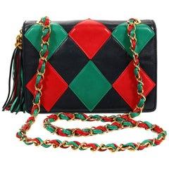Chanel Harlequin Vintage Flap Bag